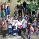 Първият за училището ни 5 клас с класен ръководител г-жа Радостина Славова
