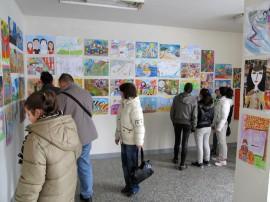 Награждаване на малките художници