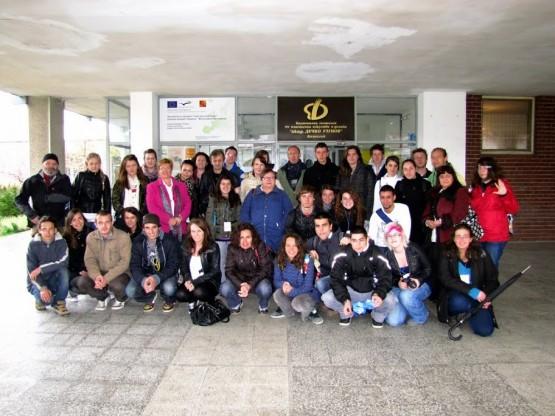 Гости от Испания, Ирландия и Норвегия