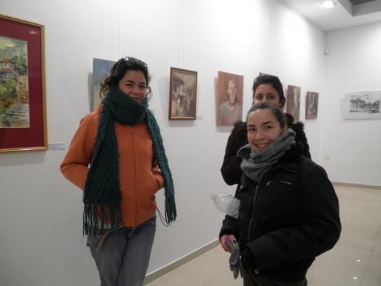 Ученическа изложба