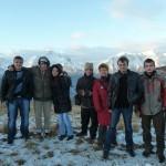 bulgarians in reisa fiord