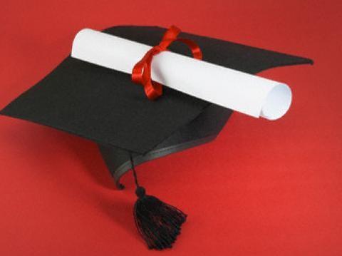Официално връчване на дипломите на Випуск 2011