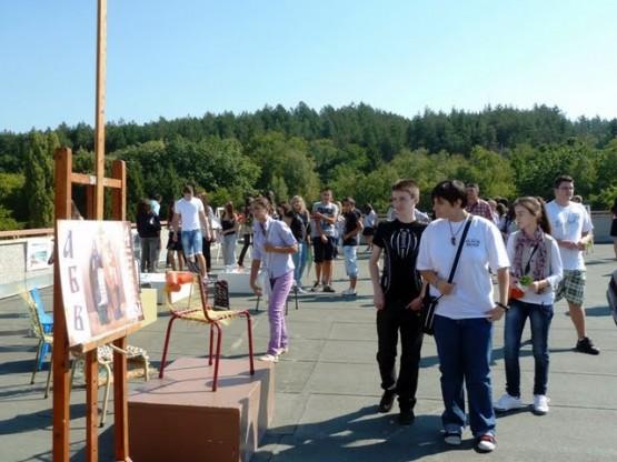 Изложба в небето