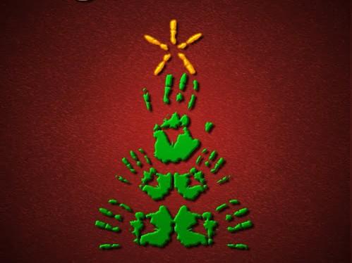 Коледно тържество 2010