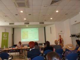 Г-жа Ст. Дамянова представи успешните европейски проекти на НГПИД