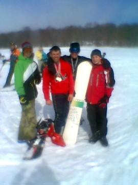 Ски алпийски успехи