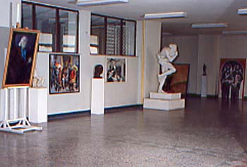 National High School of Plastic Arts and Design