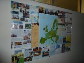 EU map destinations