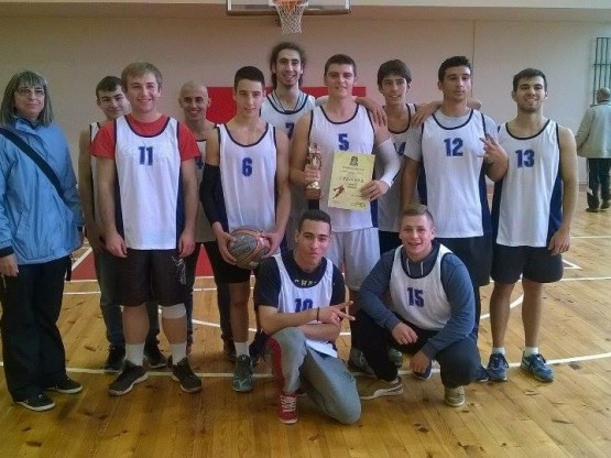 basketbol shampioni