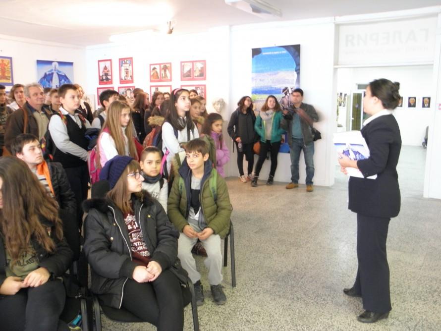 Откриване на изложба Плакаът Рьорих